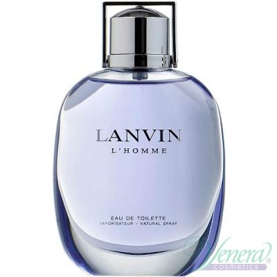 Lanvin L'Homme EDT 100ml за Мъже БЕЗ ОПАКОВКА