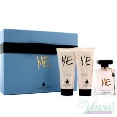 Lanvin Me Комплект (EDP 80ml + Body Lotion 100ml + Shower Gel 100ml) за Жени