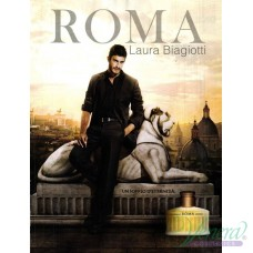 Laura Biagiotti Roma Uomo EDT 125ml за Мъже БЕЗ ОПАКОВКА