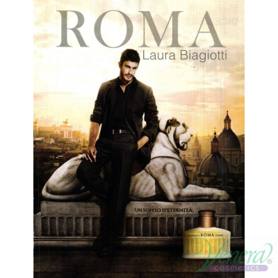 Laura Biagiotti Roma Uomo EDT 40ml за Мъже За Мъже