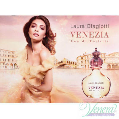 Laura Biagiotti Venezia Eau de Toilette EDT 25ml за Жени Дамски Парфюми