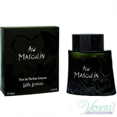 Lolita Lempicka Au Masculin Eau de Parfum Intense EDP 100ml за Мъже Мъжки Парфюми