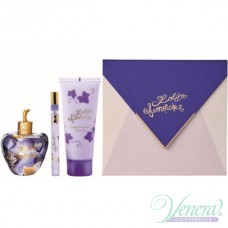 Lolita Lempicka Комплект (EDP 100ml + EDP 7ml + Body Cream 100ml) за Жени