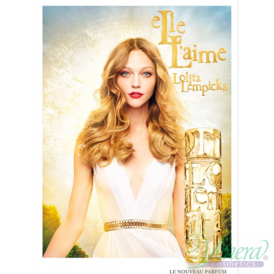 Lolita Lempicka Elle L'Aime EDP 80ml за Жени Дамски Парфюми