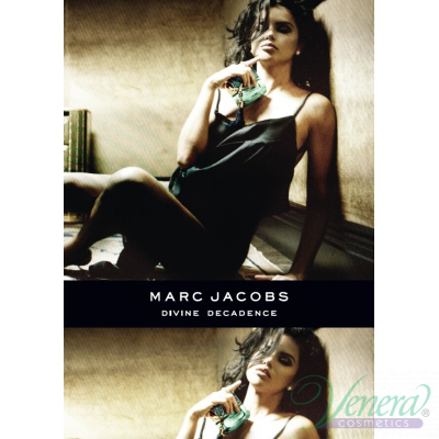 Marc Jacobs Divine Decadence EDP 50ml for Women Women`s Fragrance