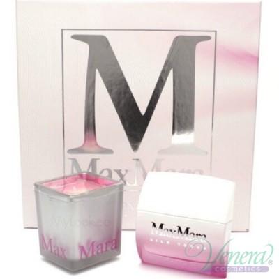 Max Mara Silk Touch Комплект (EDT 40ml + Ароматна свещ) за Жени За Жени