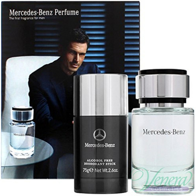 Mercedes-Benz Комплект (EDT 75ml + Deo Stick 75ml) за Мъже