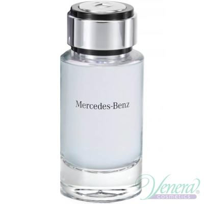 Mercedes-Benz EDT 120ml за Мъже БЕЗ ОПАКОВКА