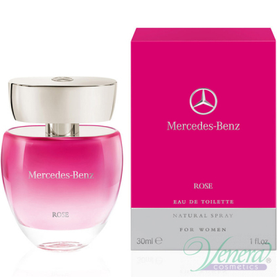 Mercedes-Benz Rose EDT 30ml за Жени