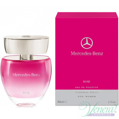 Mercedes-Benz Rose EDT 60ml за Жени