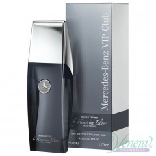 Mercedes-Benz Vip Club Black Leather by Honorine Blanc EDT 50ml за Мъже