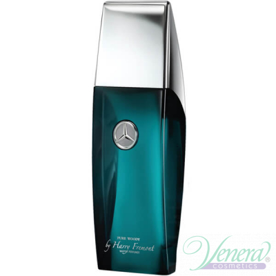 Mercedes-Benz Vip Club Pure Woody by Harry Fremont EDT 100ml за Мъже БЕЗ ОПАКОВКА Мъжки Парфюми без опаковка
