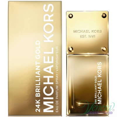 Michael Kors 24K Brilliant Gold EDP 30ml за Жени