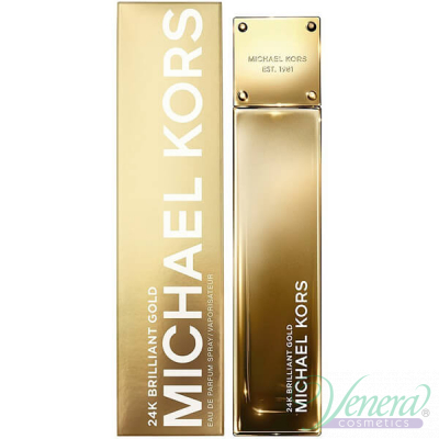 Michael Kors 24K Brilliant Gold EDP 100ml ...