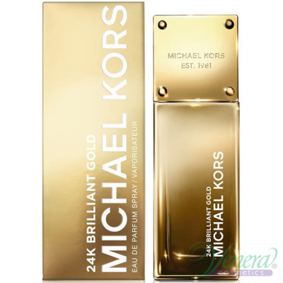 Michael Kors 24K Brilliant Gold EDP 50ml за Жени