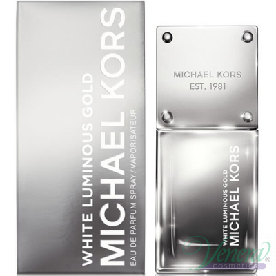 Michael Kors White Luminous Gold EDP 30ml за Жени