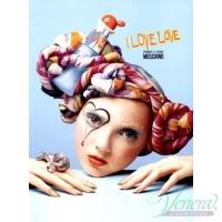 Moschino Cheap & Chic I Love Love Комплект (EDT 30ml + BL 50ml) за Жени