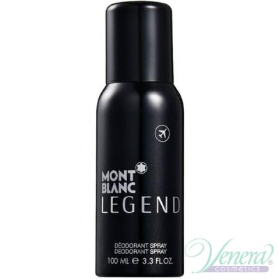 Mont Blanc Legend Deo Spray 100ml за Мъже Мъжки продукти за лице и тяло