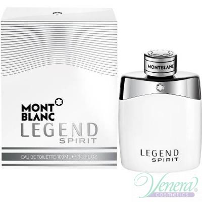 Mont Blanc Legend Spirit EDT 100ml για άνδρες