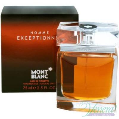 Mont Blanc Exceptionnel EDT 75ml за Мъже Мъжки Парфюми