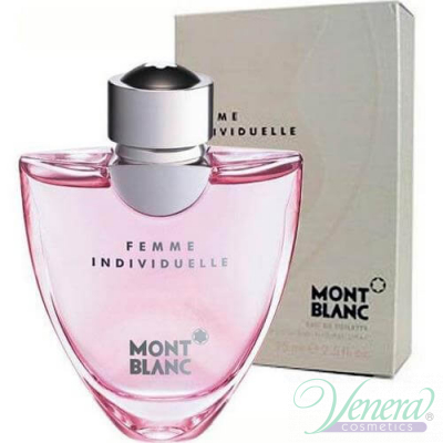 Mont Blanc Femme Individuelle EDT 75ml за Жени Дамски Парфюми