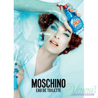 Moschino Fresh Couture EDT 100ml за Жени Дамски Парфюми
