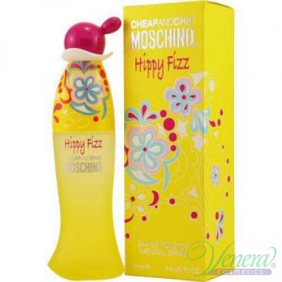 Moschino Cheap & Chic Hippy Fizz EDT 30ml за Жени Дамски Парфюми