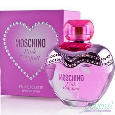 Moschino Pink Bouquet EDT 100ml за Жени