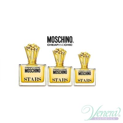 Moschino Cheap & Chic Stars EDP 100ml за Жени БЕЗ ОПАКОВКА За Жени
