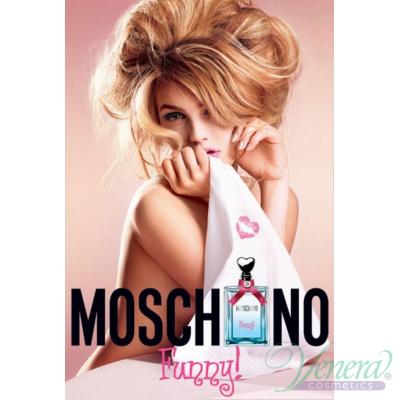 Moschino Funny! EDT 100ml за Жени БЕЗ ОПАКОВКА За Жени
