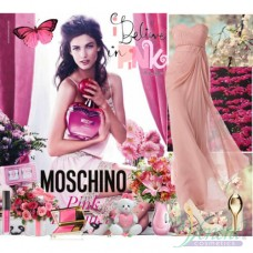 Moschino Pink Bouquet EDT 50ml за Жени