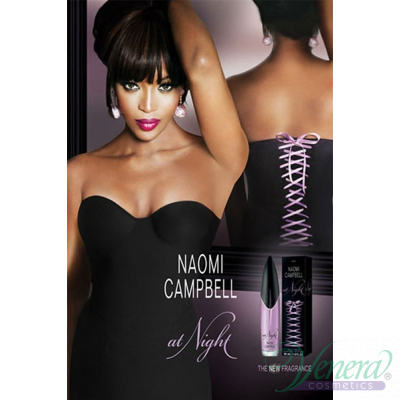 Naomi Campbell At Night EDT 30ml за Жени Дамски Парфюми