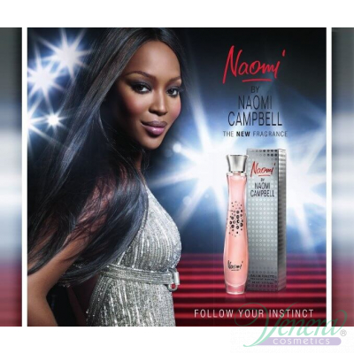Naomi By Naomi Campbell EDT 30ml за Жени Дамски Парфюми