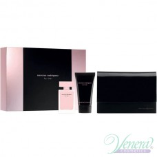 Narciso Rodriguez for Her Комплект (EDP 50ml + BL 50ml + Bag) за Жени