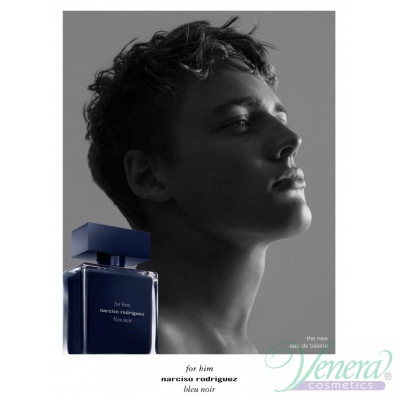Narciso Rodriguez for Him Bleu Noir EDT 50ml за Мъже Мъжки Парфюми
