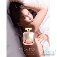Nina Ricci L'Extase Caresse de Roses Комплект (EDP 80ml + BL 200ml) за Жени