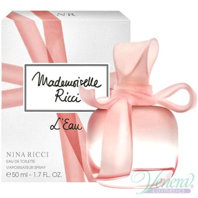 Nina Ricci Mademoiselle Ricci L'Eau EDT 30ml за Жени