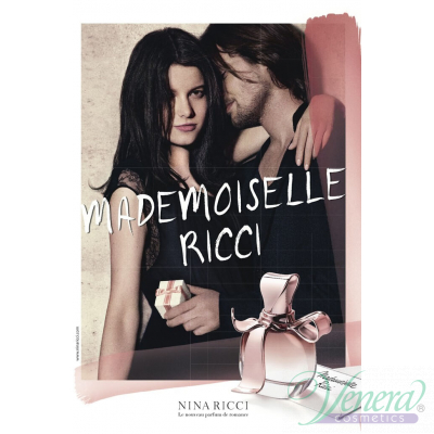 Nina Ricci Mademoiselle Ricci EDP 80ml за Жени Дамски Парфюми