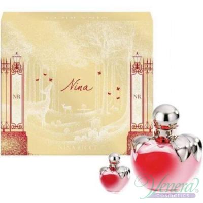 Nina Ricci Nina Комплект (EDT 30ml + EDT 4ml mini) за Жени Дамски Комплекти
