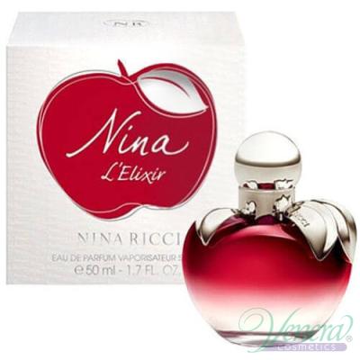 Nina Ricci Nina L'Elixir EDP 50ml за Жени Дамски Парфюми