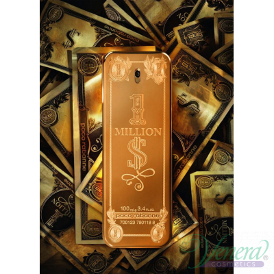 Paco Rabanne 1 Million $ EDT 100ml за Мъже БЕЗ ...