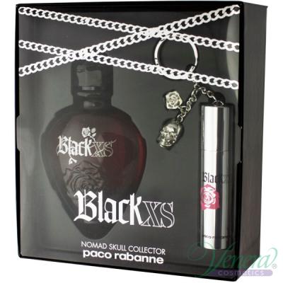 Paco Rabanne Black XS Комплект (EDT 80ml + EDT 10ml) за Жени За Жени