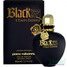 Paco Rabanne Black XS L'Exces Extreme EDP 80ml за Жени