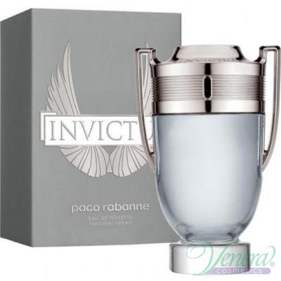 Paco Rabanne Invictus EDT 150ml за Мъже За Мъже
