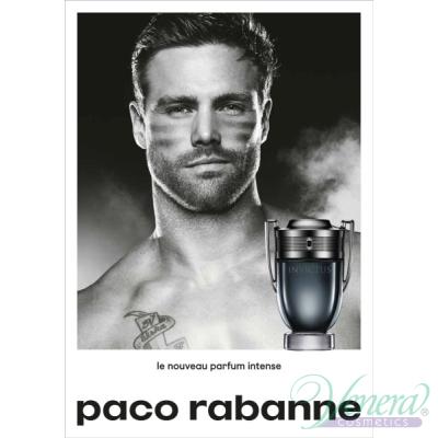 Paco Rabanne Invictus Intense EDT 50ml за Мъже Мъжки Парфюми