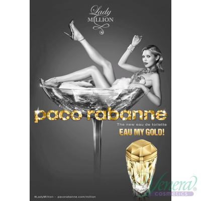Paco Rabanne Lady Million Eau My Gold! EDT 30ml за Жени За Жени