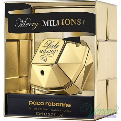 Paco Rabanne Lady Million Merry Millions EDP 80ml за Жени