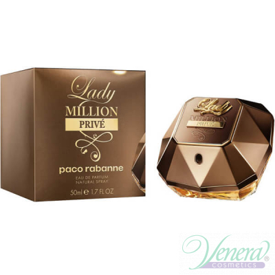 Paco Rabanne Lady Million Prive EDP 50ml за Жени Дамски Парфюми