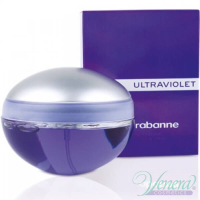 Paco Rabanne Ultraviolet EDP 80ml за Жени