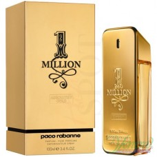 Paco Rabanne 1 Million Absolutely Gold Perfume 100ml за Мъже